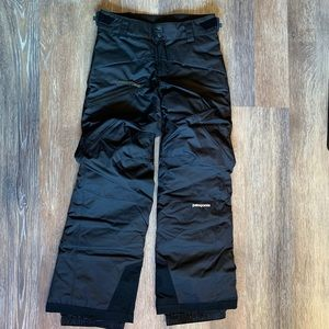 Patagonia Boys Snowshot ski/snow pants NWT